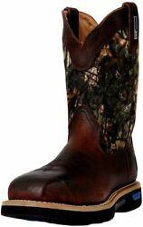 Cinch Work Boots Mens Wrx Ct Safety Toe Real Tree Camo Wxm105sw