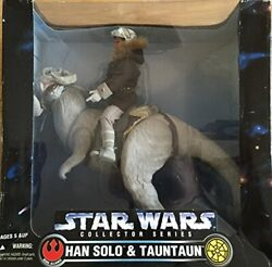 Star Wars Collector Series Han Solo And Tauntaun