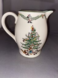 2003 Spode Christmas Disney Milk Jug - Excellent - Mickey Mouse
