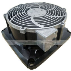 1pc Ebmpapst W2d255-eb14-14 Ac 480v 255mm Spindle Motor Cooling Fan