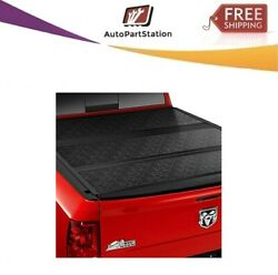 Bak For Ram 2009-2019 6'4 Bed With Rambox Bakflip F1 Hard Folding Tonneau Cover