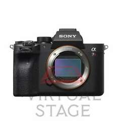Uk Sony Alpha A7r Iv Mirrorless Digital Camera Body Only Ilce-7rm4a New Model