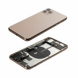 Back Cover Housing Battery Door For Iphone X Xr Xs 11 Se 2nd 12 Mini Pro Max Lot