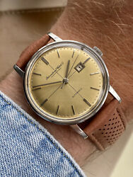 International Watch Company Vintage Mens Automatic Serviced May 2021 Watch