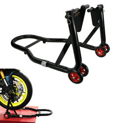 Wheel Motorcycle Front Stand Paddock Swingarm Lift Aftermarket Fit For Yamaha