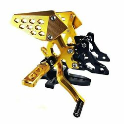 Rearset Footpeg Footrest Pedals Fit For Honda Cb650r Cbr650r 2019 Body Work 2