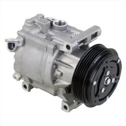For Fiat 500 2015 2016 2017 New Oem Ac A/c Compressor And Clutch Tcp