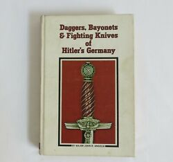 Daggers Bayonets amp; Fighting Knives ir Hitler#x27;s Germany by Angolia