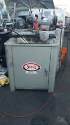 Sioux Valve Grinder With Cabinet And Extra Seat Stones And Pilot