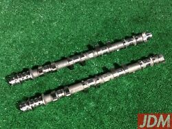 Toyota 3sge Beams Camshafts = 98-05 Altezza Sxe10 Cams 13501-88570 / 13502-88570
