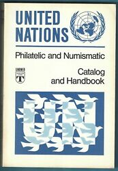 United Nations - Philatelic And Numismatic Catalog And Handbook By Lindner