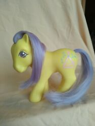 My Little Pony G1 Music Time Euro Uk Exclusive Mlp Rare Htf Schooltime School