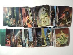 Conan The Barbarian Series 1 Complete Base Set Of 90 Non Sport Trading Cards