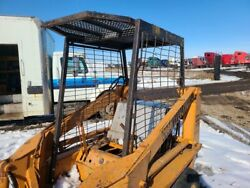 1980 Case 1830 Roll Over Protection P/n F93514