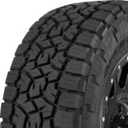 4 New 35x12.50r22 F Toyo Open Country A/t Iii Tires 1250 22 R22 35125022 Blk 12p