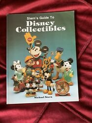 Stern's Guide To Disney Collectibles Mickey And Minnie Mouse-donald Duck-pluto++