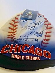 New 2016 Chicago Cubs World Series Champions Baseball Knit Winter Hat