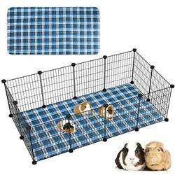 24x48 Guinea Pig Cage Liners Guinea Pig Bedding Washable Waterproof Non-slip
