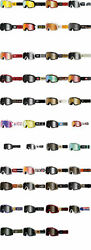 100 Barstow Mx Motocross Offroad Goggles