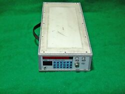 Eip 25b 10hz-20ghz Cw Microwave Frequency Counter,bad,for-parts