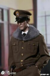1/6 Garrison Guard Officer Model 12'' Male Action Figure Asia Male Collection Us