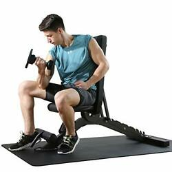 Adjustable Fid Weight Bench For Dumbbell Workout Bench Press And Strength Training