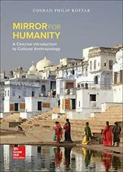 Mirror For Humanity A Concise Introduction To Cultural By Conrad Kottak Mint