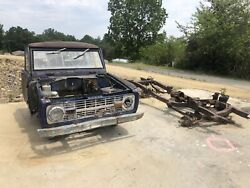 1976 Ford Bronco Parts