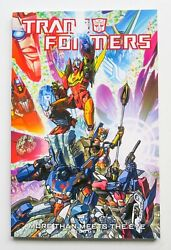 The Transformers More Than Meets The Eye Vol. 5 New Idw Graphic Novel Comic Book