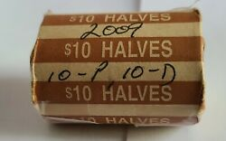 2009 Pd Kennedy Half Dollar 20 Coin-10pand10d Set Bu From Us Mint Bags Or Rolls