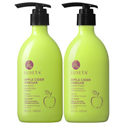Luseta Apple Cider Vinegar Shampoo And Conditioner For Hair Lossclarifying - -