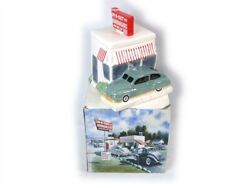 Rare In-n-out Burger Drive Thru Cookie Jar 2007 Classic Car Employee Gift Nfs