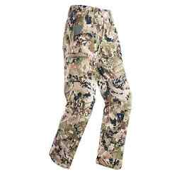 Sitka Traverse Camouflage Hunting Pants | Best Low Cost Bowhunting Pants