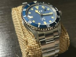 Vintage Style Dive Watch