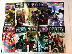 Journey Into Mystery 2011 622-645, 626.1 Vf/nm Complete Sequential Set Run Loki