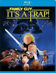 2 Family Guy Movies, Its A Trap And Something, Dark Side Blu-ray Free Shipping