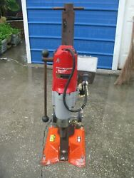 M-1 Combination Drill Rig Complete With 4096 Milwaukee Drill Motor