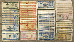Vietnam 1148000 Dong In Banknotes. 50000 8x 20000 10x 10000 148x 5000 2000.
