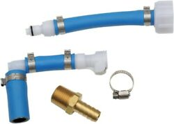 Atlantis Pwc Deluxe Flush Kit With Quick-snap Release A6010