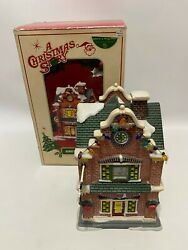 Department 56 A Christmas Story Village Lighted Building Schultz Optometry