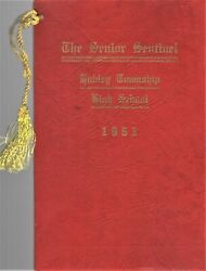 1951 Senior Sentinel - Hubley Township High School Yearbook - Valley View, Pa