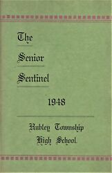 1948 Senior Sentinel - Hubley Township High School Yearbook - Valley View, Pa