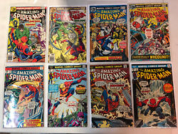 Amazing Spider-man 1975 151 To 193, 195 To 199, Annual 10 11 12 Set Lot Run