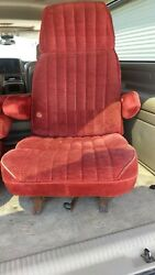 1990 Chevrolet Ss Pickup Factory Bucket Seats With The Part Tags