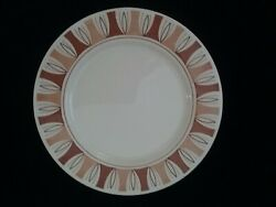 4 Tst Taylorstone-etruscan Discontinued 1968 Pattern 10 3/8 Dinner Plates