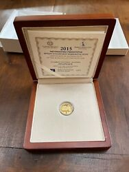 2015 Greece 200 Euro Gold Coin Proof Archimedes
