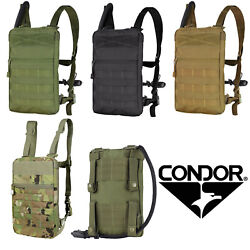 Condor 111030 Tactical Hiking Tidepool Molle H2o Water Bladder Hydration Carrier