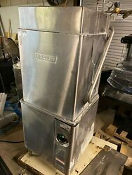 Hobart Am15t Commercial High Temp Door Style Electric Dishwasher 208-240v/3p