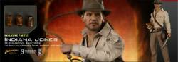 Limited Edition Hot Toys Toys1/6 Indiana Jones The Legend Of Devil Side Show Six