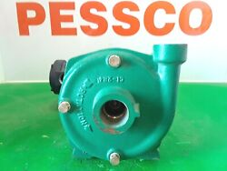 🟠 Leeson 1 1/4 Myers Style Pump 3450rpm Pessco Is Offering 1 C061421-99-100 🗽